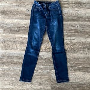Great condition dark wash jeans